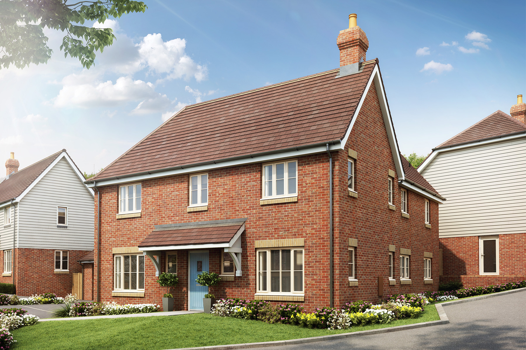 Aldington D - Plot 25